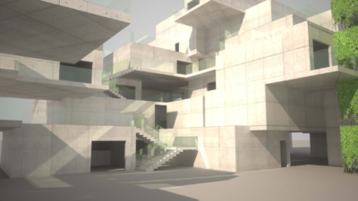 courtyard-render